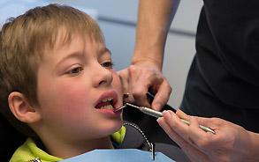 Kinderzahnarzt, Kinder-Zahnheilkunde: Zahnarztpraxis Zieglgänsberger, Dietzenbach, Kreis Offenbach, Hessen